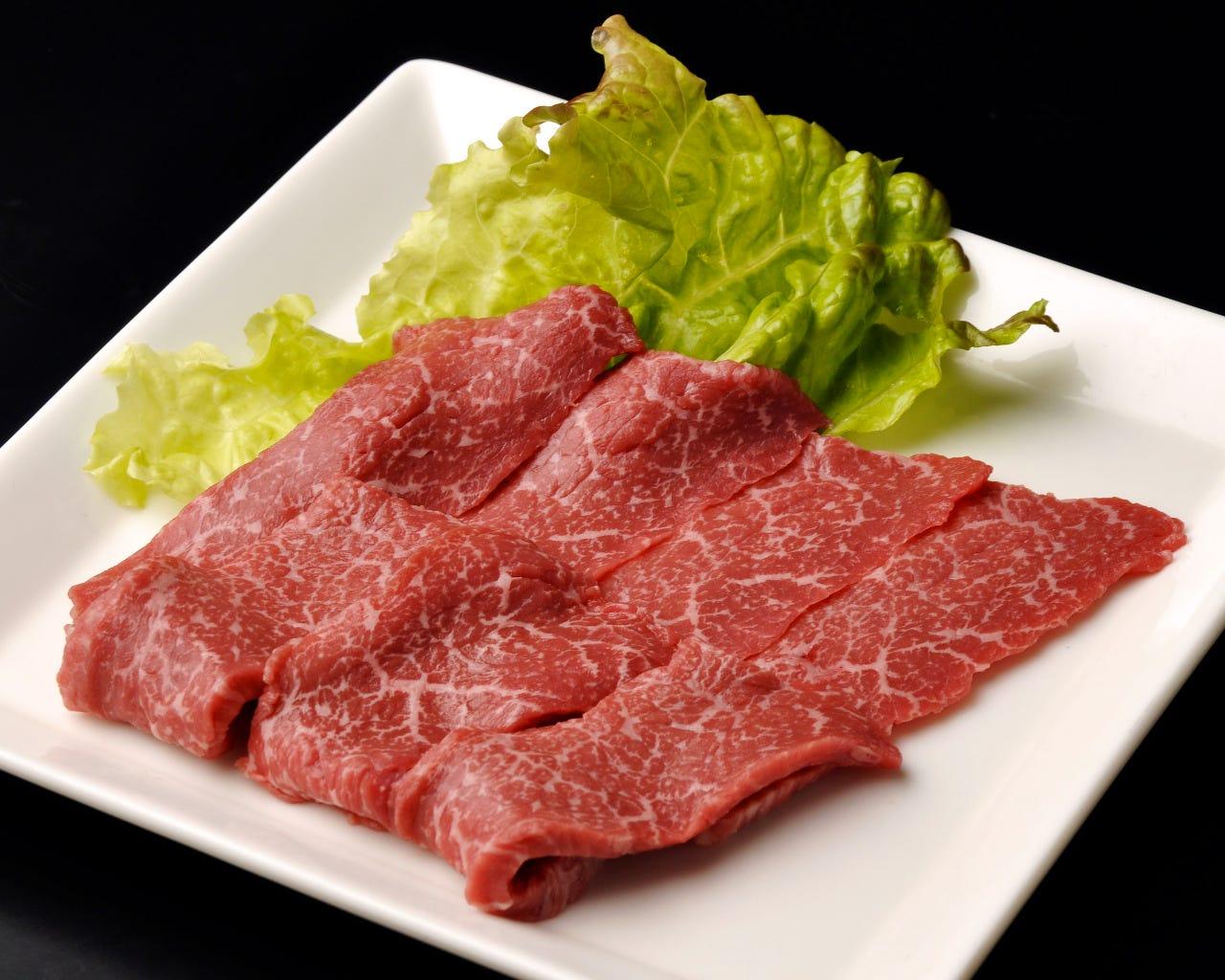 ◆赤身肉やホルモン取り揃えてます!