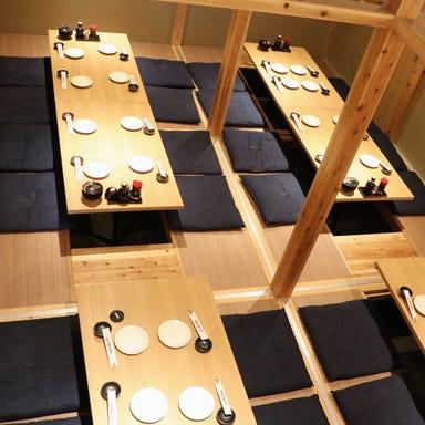 個室 居酒屋 北海道知床漁場 吹田店 店内の画像
