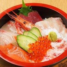 知床海鮮丼