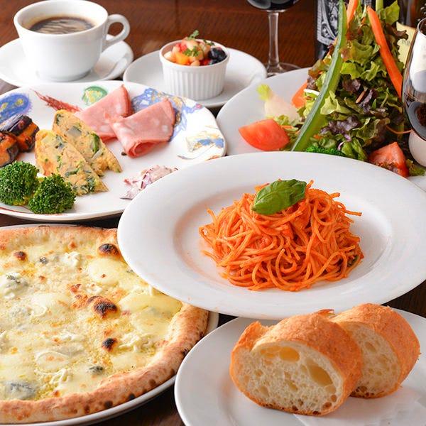 ◆[12月]季節の大皿Aコース<全10品> |宴会・飲み会・歓送迎会