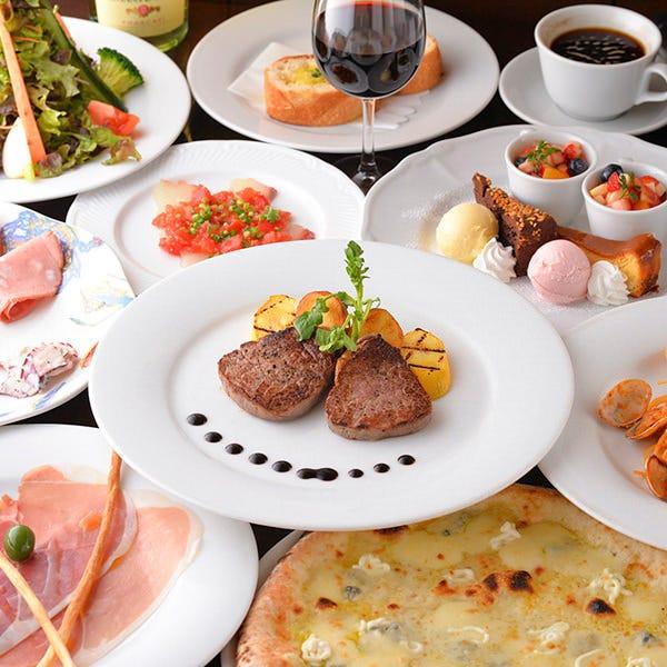 ◆[12月]季節の大皿Bコース<全10品>  |宴会・飲み会・歓送迎会