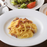A. ロングパスタセット