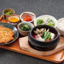 純豆腐&チヂミ御膳