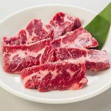 熟生牛ハラミ(タレ・塩)