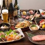 【飲み放題付き】セトセン(瀬戸内鮮魚地鶏屋)定番のご宴会コースは新年会にも◎