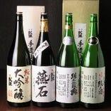香川県の地酒ブランド「凱陣(ガイジン)」豊富なラインナップでおもてなし