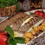 ケバブミックスセット(ライス、スープ付き)Kebab Mix Set