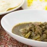 キャラフスセット(スープ、ライス付き)Kyarafs Set