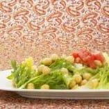 ホモスサラダ Hummus Salad