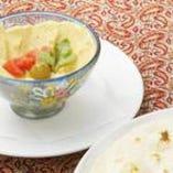 ホモス(ナン付き)Hummus