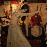週末はベリーダンスショー開催!