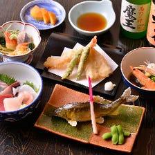 4,000円(税抜)コース〈全6品〉接待・会食・宴会・法事・慶事