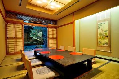 日本料理 四季 レンブラントホテル海老名  店内の画像