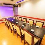 【完全個室】 4名様~20名様◎企業宴会・接待に人気。