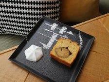 新メニュー 丸ごとお芋ケーキ