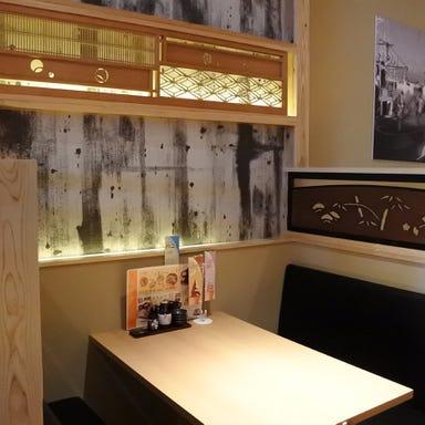 鰻まる リノアス八尾店  店内の画像
