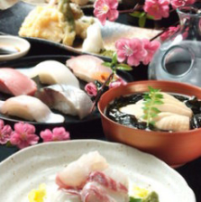 上質な和のコース【料理のみ6,000円/飲み放題付き7,500円】