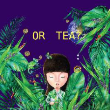 新登場!『OR TEA? 』ビュッフェ
