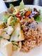 カフェドンナ  限定:酵素玄米ランチ(一汁三菜)