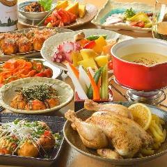 宴会座敷 たこ焼Dining 634