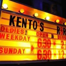 LIVEHOUSE KENTO'S Sendaiten