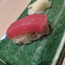 新鮮な旨い寿司で一献!一貫100円~
