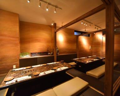肉匠 コギヤ 宴庭 五反田店 店内の画像