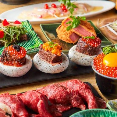肉バル 一 はじめ 堺東店 こだわりの画像