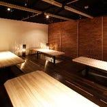 堺東駅NEW OPEN!広々個室なら会社宴会、結婚式の二次会にもおすすめです。