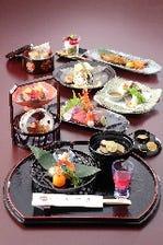 祝膳会席 お慶び事のお席にふさわしいお料理をご用意いたします