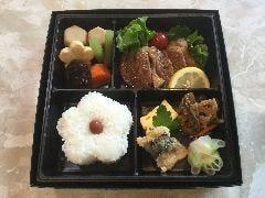 上州牛ステーキ弁当 2160円(税込)