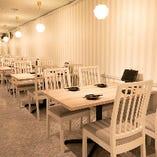 半個室【16~20名様】独立した空間♪大人数でのご宴会やパーティーにおすすめ!