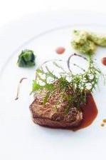 【ディナー】「シャトー」料理長おすすめのコース!国産牛フィレ肉のローストにトリュフソースメイン全8品