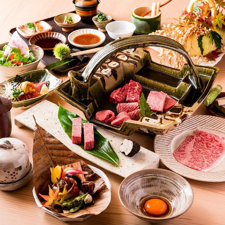 [焼肉×日本料理]という新しい発見