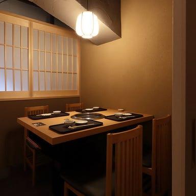 焼肉×和食 日本焼肉 はせ川  店内の画像
