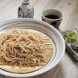【冷】ざる蕎麦
