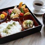 松花堂弁当(ランチドリンク1杯付き)