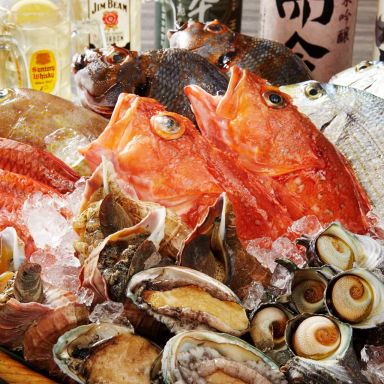 魚盛 有楽町電気ビル店 こだわりの画像
