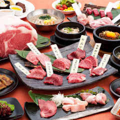 食べ放題コース3,278円〜!