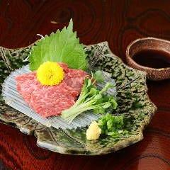 しし鍋、馬肉料理、合鴨鍋 勘太郎