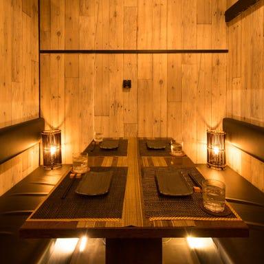 やきとりダイニング 酒zuki 石神井公園店 店内の画像