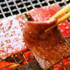 炭火焼肉 十八番