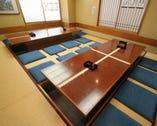 ◆二階 小上がり個室◆ 8~20名様でご利用の場合