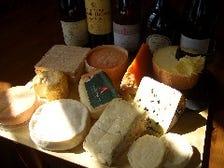 チーズにこだわる