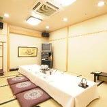 ◆和室宴会場「小部屋」◆