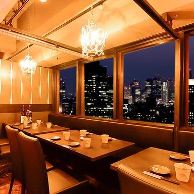 夜景個室 和食郷土料理 小倉屋 小倉駅前店 店内の画像