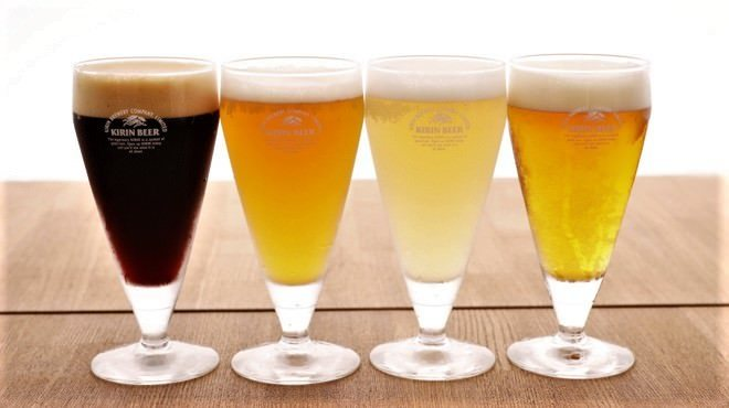 クラフトビールもオススメ!