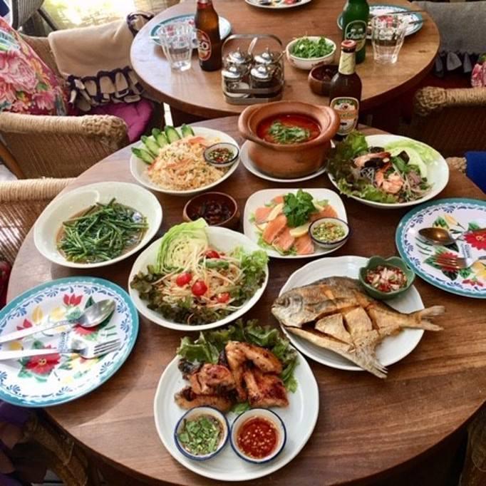 タイ料理登竜門的・人気メニュー 【Popular menu】 Gateway of Thai food
