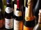 和食とワイン、蕎麦とシャンパン、おすすめはソムリエに尋ねて