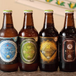 伊勢角屋麦酒のクラフトビールは定番から季節ものまで揃います